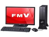 FMV ESPRIMO DHシリーズ WD2/A3 KC_WD2A3_A136 Core i7・メモリ8GB・HDD1TB・20型液晶・Office搭載モデル 製品画像