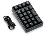 Majestouch TenKeyPad 2 Professional FTKP22M/B2 茶軸 [黒] 製品画像