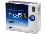 HDVBR50RP10SC [BD-R DL 6倍速 10枚組] 製品画像