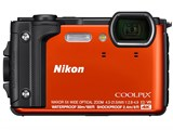 COOLPIX W300 [オレンジ] 製品画像