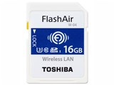 FlashAir W-04 SD-UWA016G [16GB] 製品画像