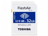 FlashAir W-04 SD-UWA032G [32GB] 製品画像