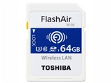 FlashAir W-04 SD-UWA064G [64GB] 製品画像