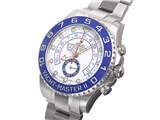 ヨットマスター II 116680 [オイスターブレスレット 白針 ホワイト] 製品画像