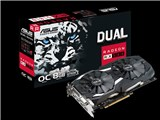 DUAL-RX580-O8G [PCIExp 8GB] 製品画像