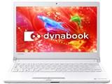 dynabook RX73 RX73/DWR PRX73DWRBJA [プラチナホワイト]
