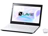 LAVIE Note Standard NS700/HAW PC-NS700HAW [クリスタルホワイト]