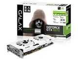 GALAKURO GK-GTX1070-E8GB/WHITE [PCIExp 8GB] 製品画像