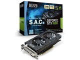 ELSA GeForce GTX 1060 6GB S.A.C R2 GD1060-6GERS2 [PCIExp 6GB]