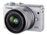 EOS M100 EF-M15-45 IS STM レンズキット [ホワイト] 製品画像
