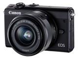 EOS M100 EF-M15-45 IS STM レンズキット [ブラック] 製品画像