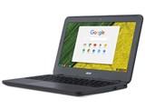 Chromebook 11 C731-N14N [スティールグレイ] 製品画像