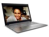 ideapad 320 Core i3・4GBメモリー・500GB HDD搭載 80XH0048JP オフィス付き 製品画像
