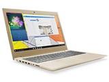ideapad 520 Core i5・8GBメモリー・256GB SSD搭載 価格.com限定 81BF000KJP [ゴールデン] 製品画像