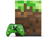 Xbox One S 1TB Minecraft リミテッド エディション 製品画像