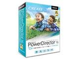 PowerDirector 16 Standard 通常版 製品画像