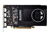 NVIDIA Quadro P2000 NVQP2000-5G [PCIExp 5GB] 製品画像