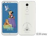 Disney Mobile on docomo DM-01K [White] 製品画像
