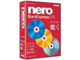 Nero BurnExpress 2018 製品画像