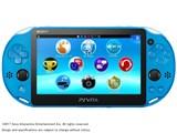 PlayStation Vita 16GB バリューパック PCHJ-10033 [1GB アクア・ブルー]