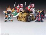 SDガンダム BB戦士 三国伝 410 典韋アッシマー 賈クアシュタロン 攻城兵器セット&合体武装6種 甲 製品画像