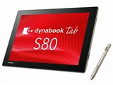 dynabook Tab S80 S80/D PS80DSGK7L7AD21 製品画像