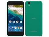 Android One S3 ワイモバイル [ターコイズ] 製品画像
