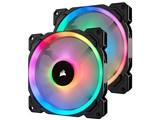 LL140 RGB 2Fan Pack with Lighting Node PRO CO-9050074-WW 製品画像
