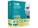 ESET パーソナル セキュリティ まるごと安心パック 1年版