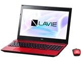 LAVIE Smart NS(S) PC-SN254HRAB-2 [クリスタルレッド] 製品画像