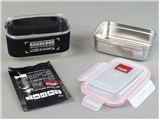 BAROCOOK 加熱式弁当箱 角形/Mサイズ BC-003