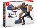 Nintendo Labo Toy-Con 02:Robot Kit [Nintendo Switch] 製品画像