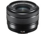 フジノンレンズ XC15-45mmF3.5-5.6 OIS PZ [ブラック] 製品画像