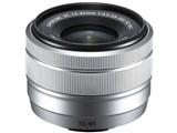 フジノンレンズ XC15-45mmF3.5-5.6 OIS PZ [シルバー] 製品画像