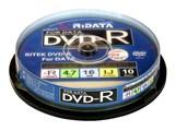RIDATA D-R16X47G.PW10SP B [DVD-R 16倍速 10枚組] 製品画像