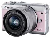 EOS M100 リミテッドピンクキット 製品画像