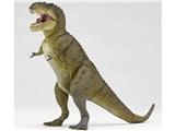 ソフビトイボックス018B ティラノサウルス スモークグリーン
