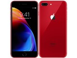 iPhone 8 Plus (PRODUCT)RED Special Edition 256GB au [レッド] 製品画像