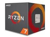 Ryzen 7 2700X BOX 製品画像