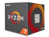 Ryzen 7 2700 BOX 製品画像
