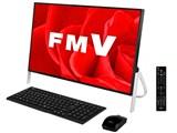 FMV ESPRIMO FHシリーズ WF1/B3 KC_WF1B3_A049 Core i7・TV機能・メモリ8GB・HDD 2TB・Blu-ray搭載モデル [ブラック]