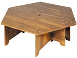 CSクラシックス ヘキサセンターテーブル 96 UP-1040 製品画像