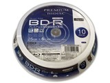 HDVBR25RP10SP [BD-R 6倍速 10枚組] 製品画像