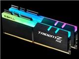 F4-3600C18D-16GTZRX [DDR4 PC4-28800 8GB 2枚組] 製品画像