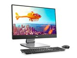 Inspiron 24 5000 フレームレスデスクトップ スタンダード・タッチパネル Core i3 8100T・8GBメモリ・128GB SSD+1TB HDD搭載モデル 製品画像