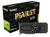NE51060015J9-1061F (GeForce GTX1060 6GB StormX) [PCIExp 6GB] ドスパラWeb限定モデル