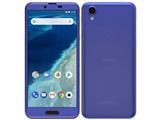 Android One X4 ワイモバイル [オーシャンブルー] 製品画像