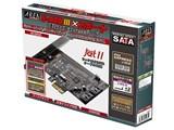 RAID JET II SD-PESA3R-2L [SATA 6Gb/s/RAID] 製品画像