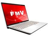 FMV LIFEBOOK AHシリーズ WA3/C2 KC_WA3C2_A049 Core i7・メモリ16GB・SSD 128GB+HDD 1TB・Office搭載モデル [プレミアムホワイト] 製品画像