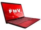 FMV LIFEBOOK AHシリーズ WA3/C2 KC_WA3C2_A051 Core i7・メモリ16GB・SSD 128GB+HDD 1TB・Office搭載モデル [ガーネットレッド] 製品画像